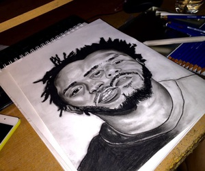 art, work, and kendrick lamar image