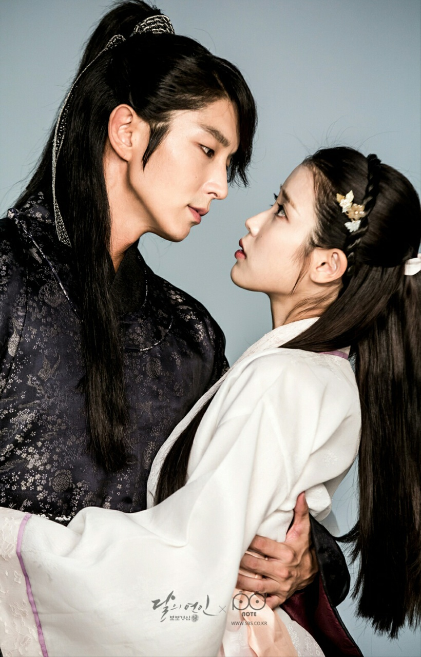 moon lovers and moonlovers image