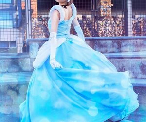 cendrillon, cosplay, and disney image
