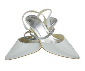 pretty shoes, handmade shoes, and wedding shoes image
