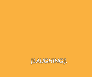 aesthetic, header, and laughing image