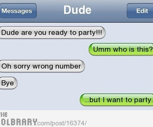 funny, party, and person image