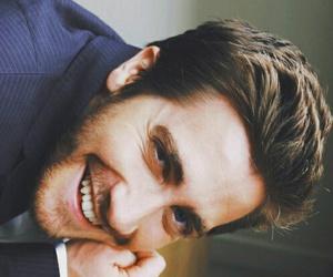 jake gyllenhaal, boy, and smile image