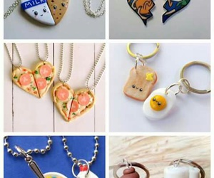 friends and necklace image