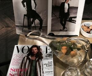 vogue, model, and supertrash image