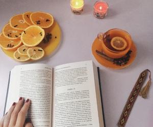 apple, bookworm, and Cinnamon image