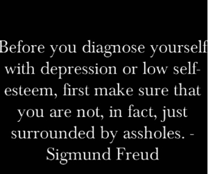 better, depression, and quotes image
