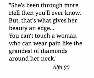 hell, quote, and beauty image