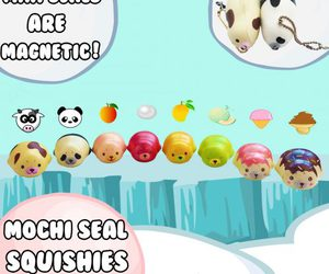 scented, seal, and squishy image