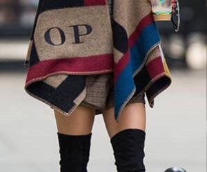 boots, look, and olivia palermo image