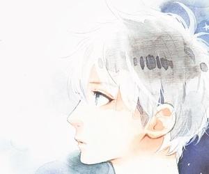 manga, hirunaka no ryuusei, and anime image