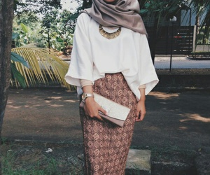 accessoires, bag, and islam image