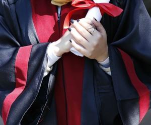 graduation and hijab image