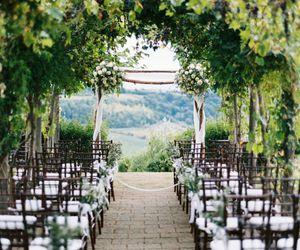 venue and wedding image
