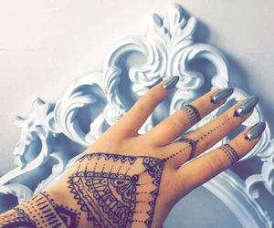 hand, inspiration, and nails image