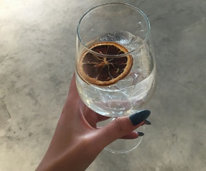 drink and nails image