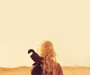 girl, game of thrones, and daenerys image