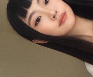 asian, ulzzang, and korean image