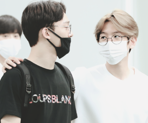 Chen, baekhyun, and exo image