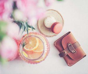 food, juice, and orange image