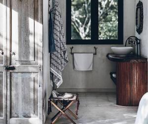 interior, interior design, and wooden image