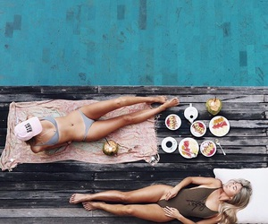beautiful, bikini, and fabulous image