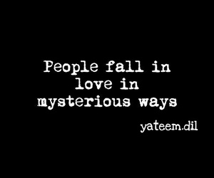 ed sheeran, quote, and love image