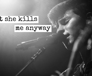 easel, kill, and Lyrics image