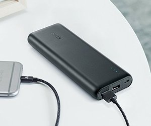 anker, portable charger, and power bank image