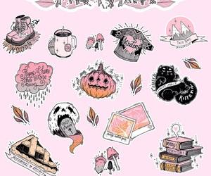 autumn, Halloween, and tumblr image
