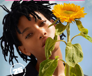 willow smith, cover, and dazed image