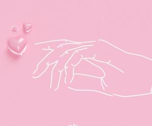pastel, pink, and pastel pink image