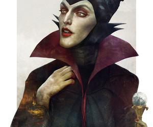 disney, jirka väätäinen, and maleficent image
