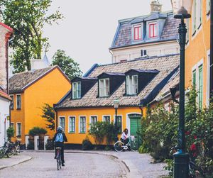autumn, sweden, and fall image