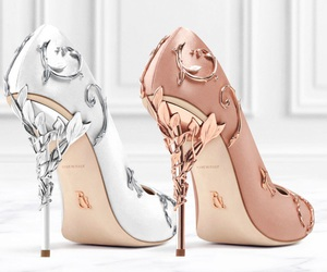shoes, ralph and russo, and eden pump image