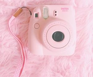 pink, camera, and tumblr image