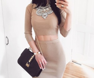 fashion, beauty, and outfit image