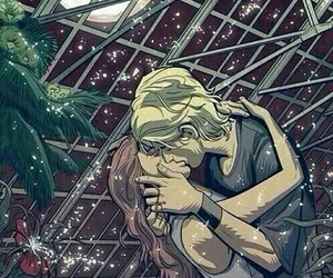 clace, jace, and clary image