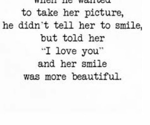 smile, love, and beautiful image
