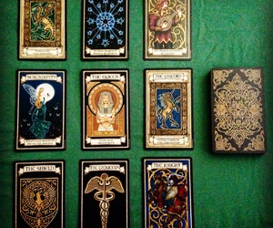 divination, fortune teller, and oracle image