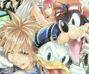 axel, donald, and games image