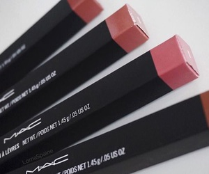 mac, makeup, and girl image