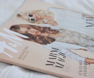 fashion, magazine, and H&M image