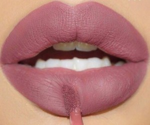 lips, makeup, and kylie jenner image