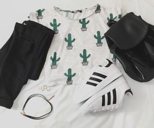 adidas, casual, and bag image