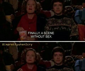 humor, serie, and skins image