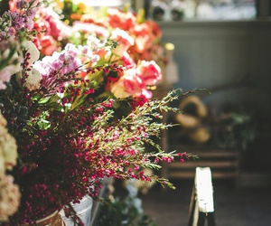 flowers, home, and pretty image