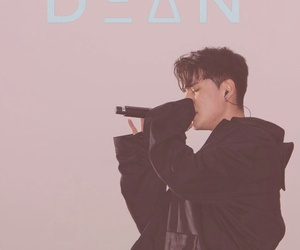 dean, kpop, and kwon hyuk image