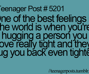 teenager post, quote, and feelings image