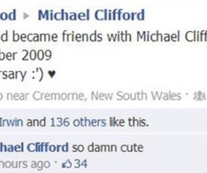 michael clifford and calum hood image